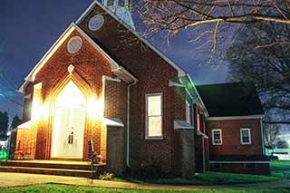 Christ Church at Rivers Edge