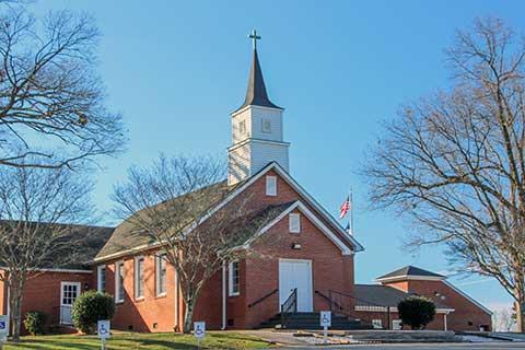 Shearer Presbyterian Church